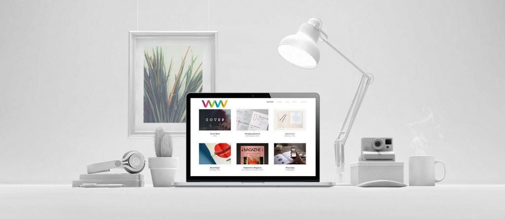 criação de sites empresarial